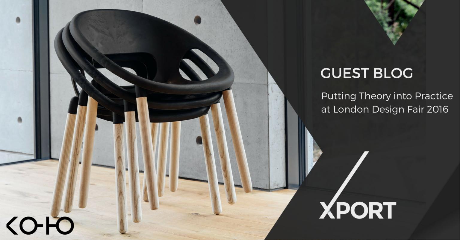 Guest Blog Post London Design Fair
